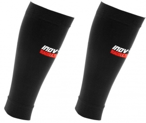 INOV-8 Opaski kompresyjne Race Ultra Calf Guards (czarny) (IN10202)