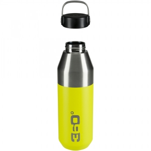 360 DEGREES Butelka Vacuum Insulated Stainless Narrow Mouth Bottle (limonkowy) (360D10101/2)