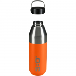 360 DEGREES Butelka Vacuum Insulated Stainless Narrow Mouth Bottle (pomarańczowy) (360D10101/3)